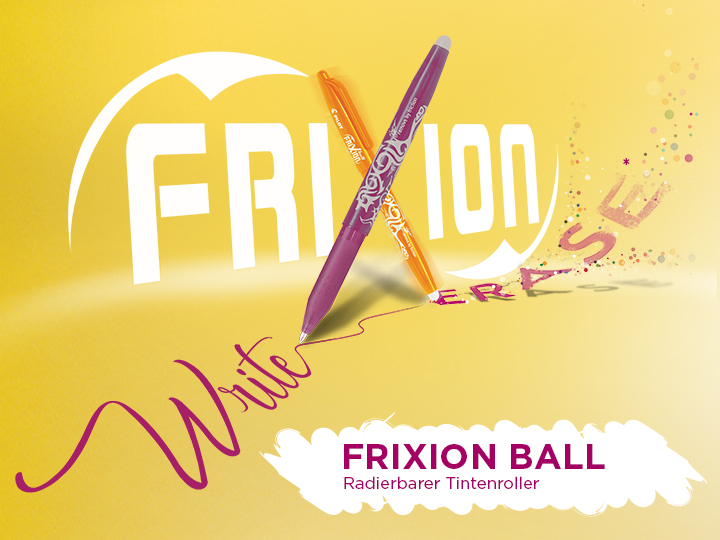 FriXion Stift